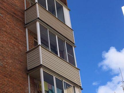 Остекление балконов и лоджий / остекление балконов / услуги .