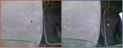 Как заделать дырку от сигаоеты в сиденьи машины