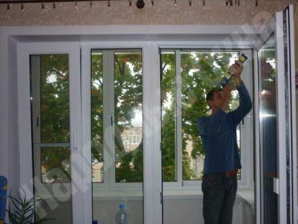 Услуги - пластиковые окна, отделка балконов в московской обл.