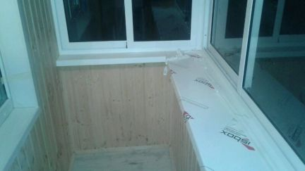 Балконы / остекление балконов / услуги брянск.