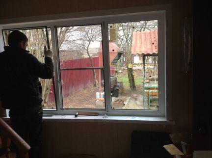 Ремонт пластиковых окон / остекление балконов / услуги егорь.