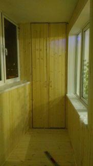 Отделка балконов / остекление балконов / услуги саранск.