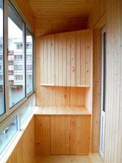 Отделка балконов / остекление балконов / услуги нижнекамск.