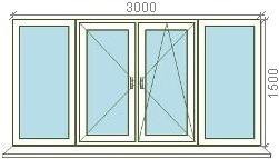 Окна / остекление балконов / услуги новосибирск.