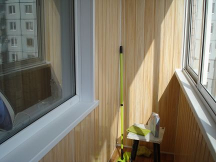 Балконы / остекление балконов / услуги ижевск.