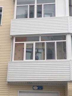 Балконы под ключ / остекление балконов / услуги сургут.