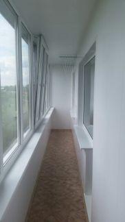Заказать остекление, утепление и внутренняя отделка балконо .