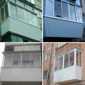 Пластиковые окна / остекление балконов / услуги златоуст.