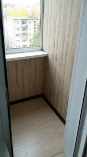 Отделка балконов / остекление балконов / услуги ижевск.