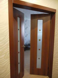 Поставить межкомнатную дверь цена