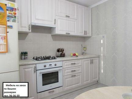 Кухни мдф белого цвета