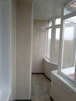 Отделка балконов / остекление балконов / услуги старый оскол.