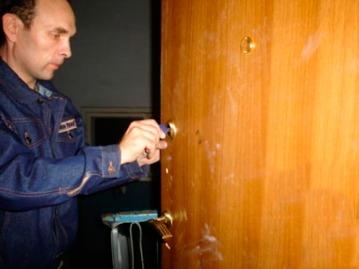 Екатеринбург ремонт дверных замков