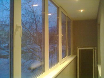 Окна пвх / остекление балконов / услуги пермь.