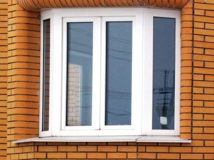 Пластикові вікна viknaroff, steko, rehau. гарантія! доставка.