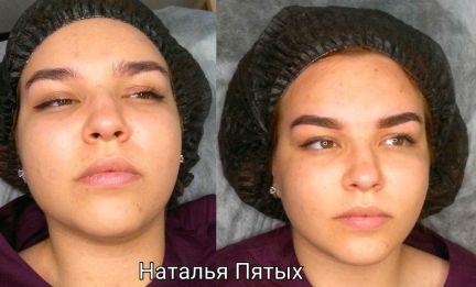 Сколько стоит татуаж бровей в н новгороде