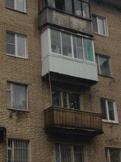 Балконы и лоджии / остекление балконов / услуги дмитров.