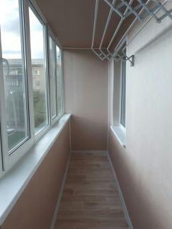 Услуги - остекления, утепления, отделка балконов в республик.