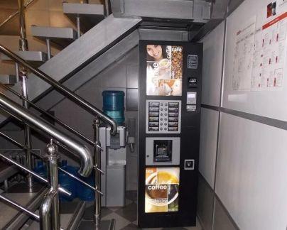 Кофейные автоматы бизнес цены