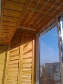 Отделка балконов / остекление балконов / услуги орел.