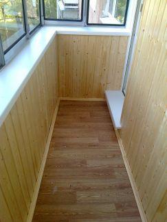 Услуги - отделка балконов в республике мордовия предложение .
