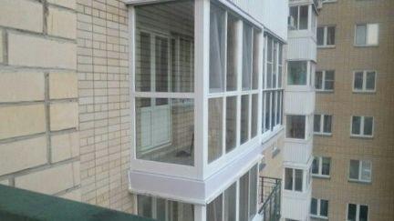 Остекление балконов / услуги смоленск.
