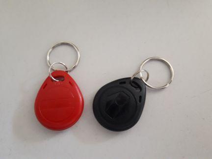 Магнитный ключ для домофона дубликат