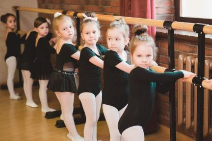 Танцы в красноярске ребенку 3 года