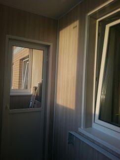 Обшивка балконов / остекление балконов / услуги мытищи.