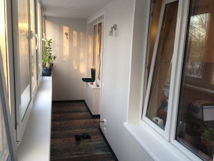 Балконы / остекление балконов / услуги мытищи.