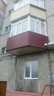 Балкон под ключ / остекление балконов / услуги сургут.