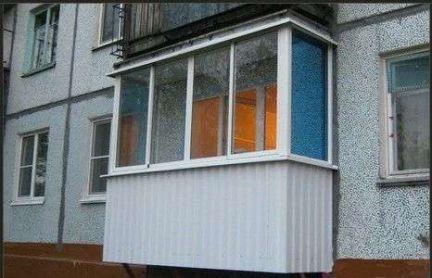 Балконы / остекление балконов / услуги ачинск.
