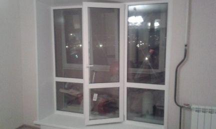Установка пластиковых окон / остекление балконов / услуги уф.