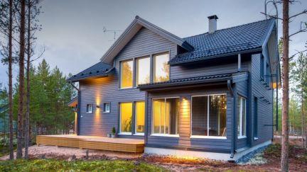 Преимущества строительства каркасных домов