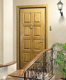металлические двери на дачу за 3 000 рублей
