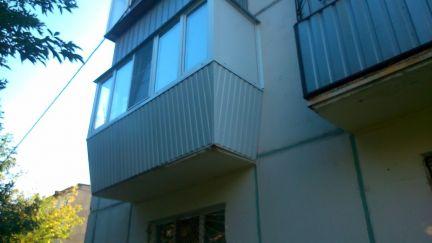 Балкон / остекление балконов / услуги видное.