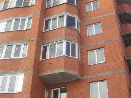 Балкон под ключ / остекление балконов / услуги пенза.