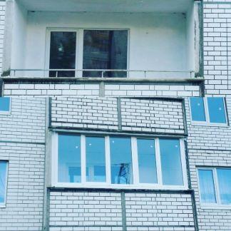 Услуги - остекление балконов и лоджий в самарской области пр.