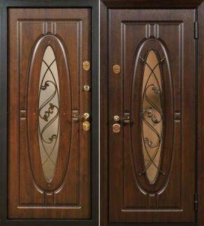 двери металлические сафоново