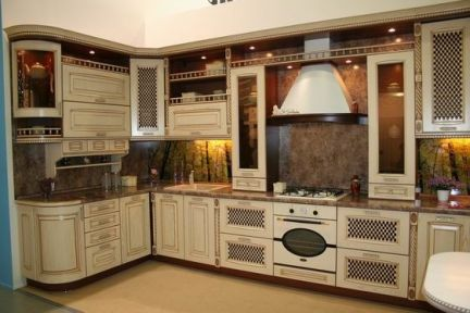 Кухни, шкафы-купе / ремонт кухни / услуги орел.