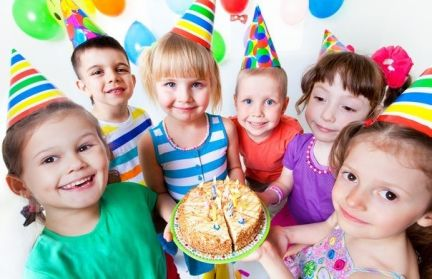 Где справить день рождения ребенку 5 лет в вологде