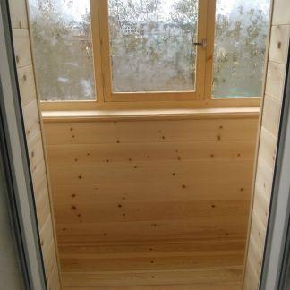 Остекление балконов / услуги мытищи.