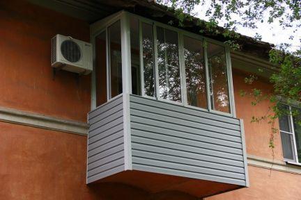 Балконы / остекление балконов / услуги электросталь.