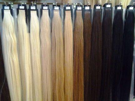 Купить славянские волосы для наращивания недорого