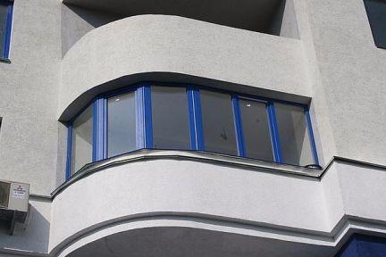 Остекление балконов, лоджий / остекление балконов / услуги э.